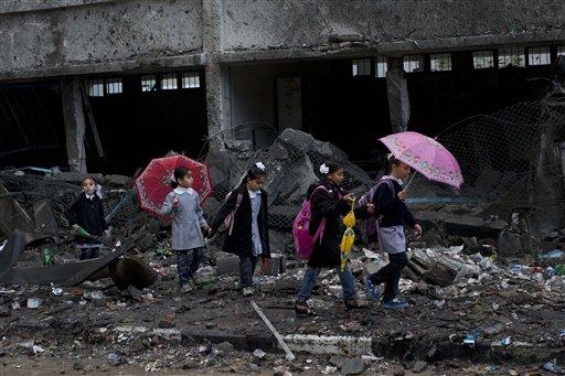 Hamas No. Two Rejects Gaza Arms Halt