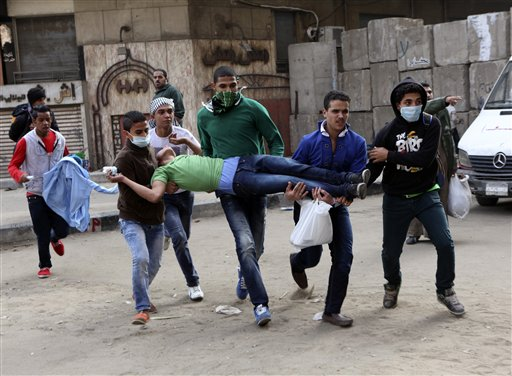 Clashes Resume in Cairo Ahead of Opposition Rally