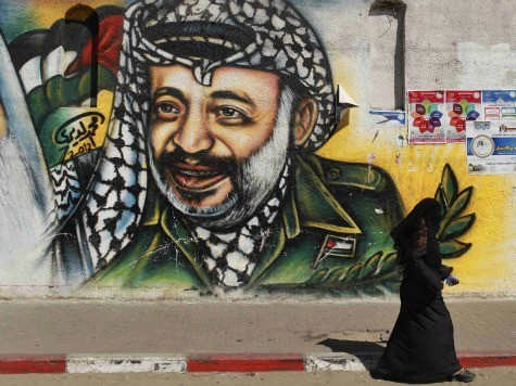 Palestinians Take Needed Arafat Samples Without Exhuming Corpse