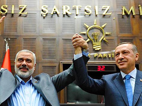 Turkish PM Plans Gaza Strip Visit With Hamas