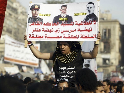 World View: Thousands of Egyptians Protest 'Brotherhood Constitution'