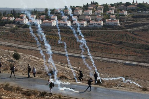 EU Urges Israel to Annul Massive Settlement Plan