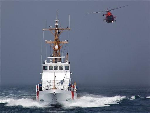 Boat Rams Coast Guard Vessel, Killing Guardsman