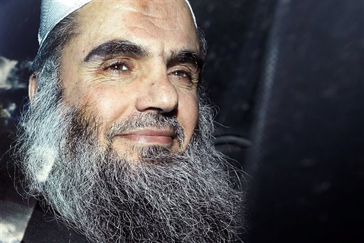 British Government Challenges Abu Qatada Ruling
