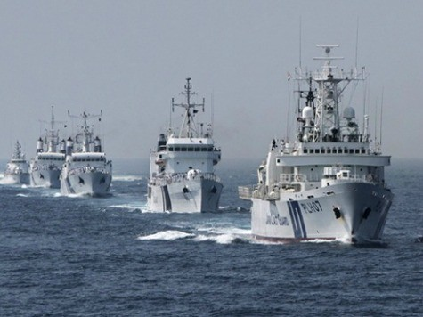 World View: India's Navy Prepares to Confront China in South China Sea