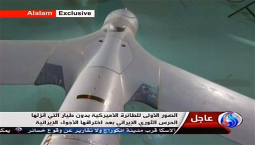 Official: Iran Has Evidence it Captured US Drone