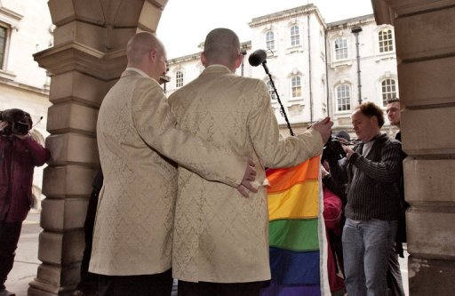 Britain to Allow Same-Sex Marriages in Churches