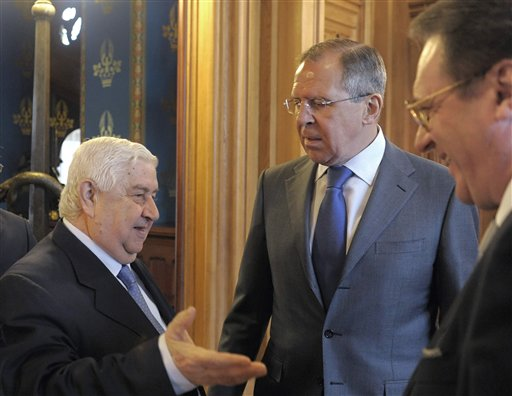 Russia Backtracks on Statement about Assad's Fall