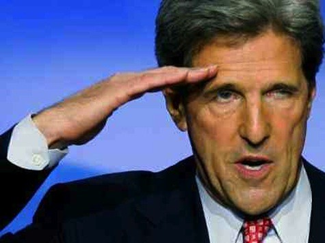 Reporting for Duty: Sources Say Kerry Tapped for Sec. of State