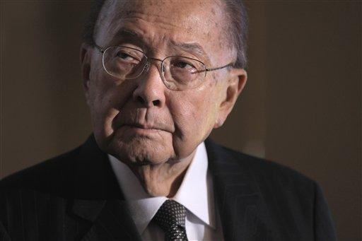 Sen. Daniel Inouye of Hawaii Dead at 88
