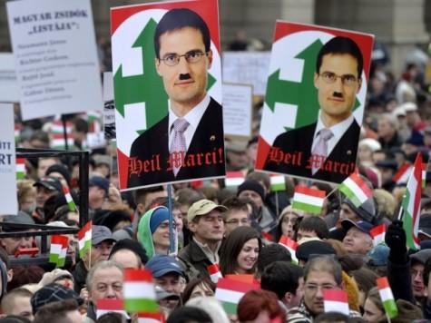 Anti-Semitism in Hungary Despite Jewish Optimism