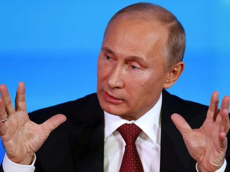 Putin to Snowden: Stop Leaking if You Want Asylum in Russia