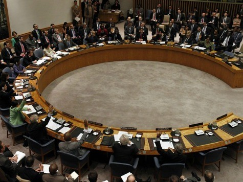 U.N. Security Council Publicly Condemns Israel; U.S. Sole Dissenter