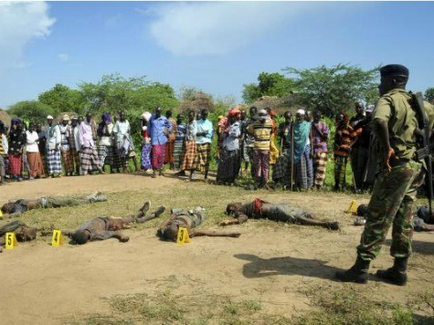 World View: Ethnic Massacre in Kenya Kills 41