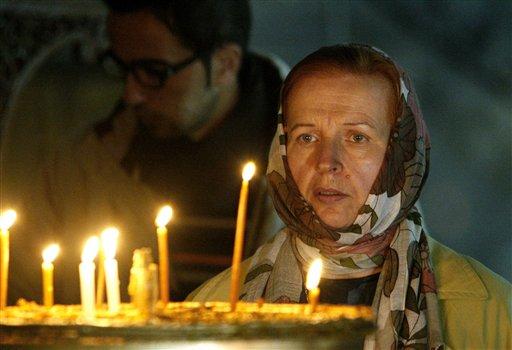 Roman Catholic Cleric Celebrates Palestinian State