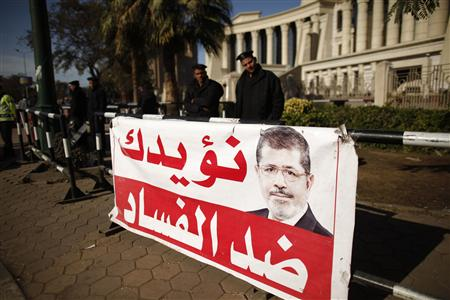 Fragile Egypt Economy Overshadows Mursi's Vote Win