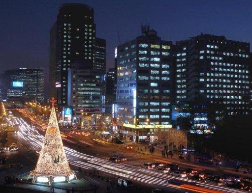 N. Korea Slams Christmas Lights as Provocation