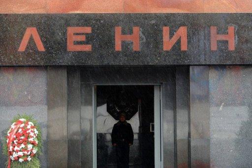 Russia to Renovate Lenin's Mausoleum