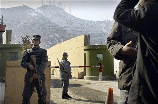 Afghan Bomber Attacks near Major US Base
