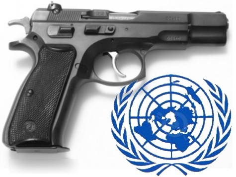 UN Arms Trade Treaty Resurrected