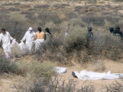 cartels dump seventeen mutilated bodies near u s border breitbart