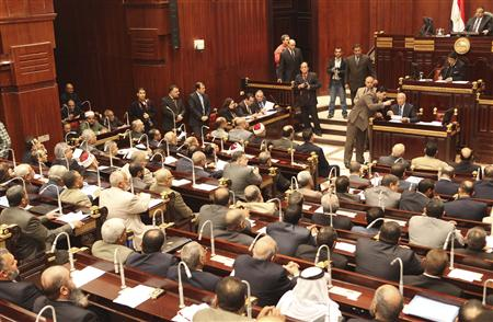 Christian Politician Quits Egypt Upper House as Tensions Persist