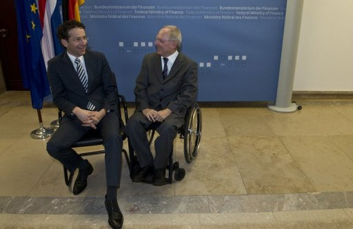 German FM: Worst of Euro Crisis 'Behind Us'