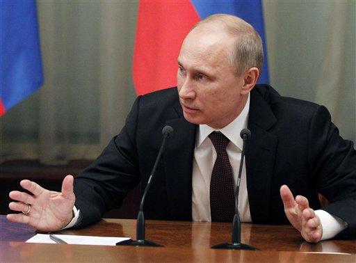 Putin Signs Anti-US Adoptions Bill