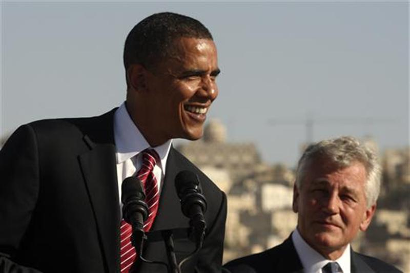 Obama Owns Hagel, Nominated or Not