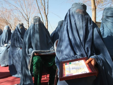 Resurgent Radicals Poison Afghan Women to Keep Them from School