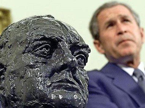 White House Denies Obama Returned Churchill Bust to UK Ambassador