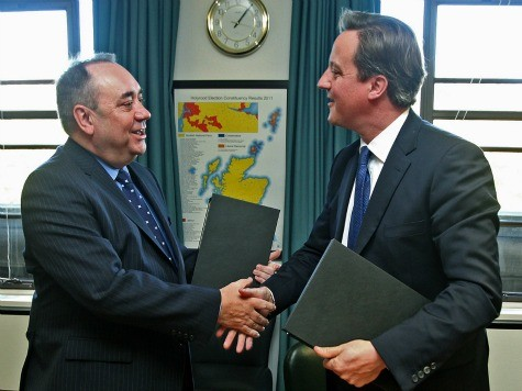 World View: England, Scotland Agree to Referendum on Scottish Independence