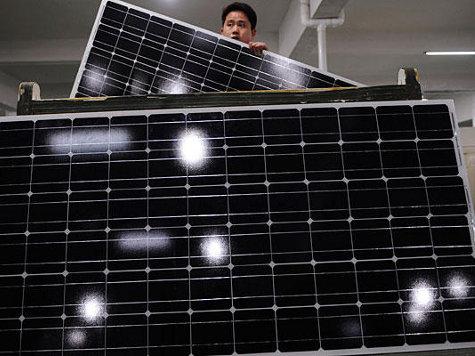 World View: Tariffs on Chinese Solar Panels Threaten Trade War