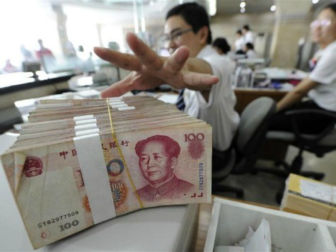 Study: Money Leaving China in Silent Protest of Government Cronyism