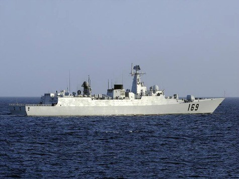 World View: China Sends Warships in Brewing Confrontation with Japan