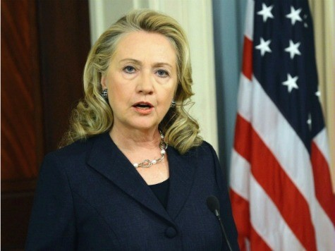 Clinton Pledges $45 Million to Syrian Opposition
