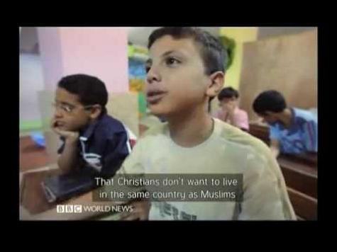 Coptic Christian Children Jailed in Egypt