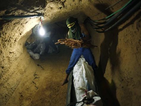 Egypt Blocks 120 Tunnels in the Sinai