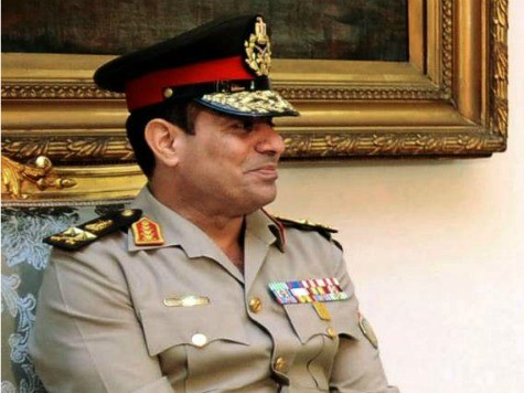 Egypt Defense Minister Claims Commitment to Camp David Accords