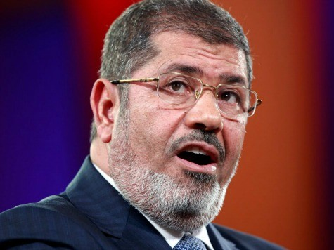 Morsi Tries to Explain Anti-Semitic Comments, Claims Jews Control Media