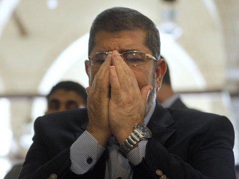 Egyptian President Morsi to Host Hamas Official