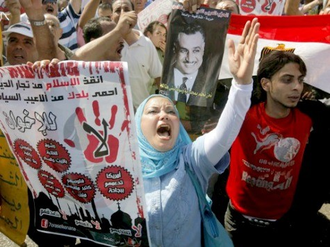 World View: Egypt Anti-Muslim Brotherhood Protests Fall Flat