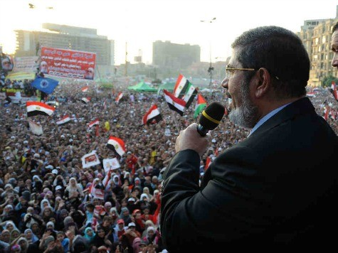 Morsi: Boycott USA, Jews 'Descendants of Apes and Pigs'