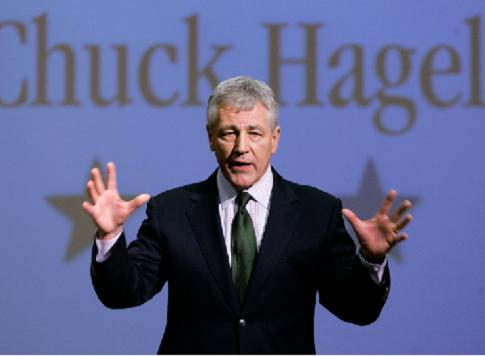 Former Senator Hagel's Pro-Iranian Resume