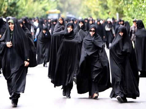 Women Banned From Iranian Universities