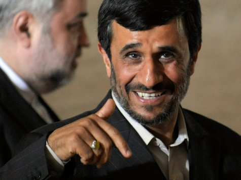 Dershowitz to Newsmax: Romney's Right, Ahmadinejad Should Be Indicted