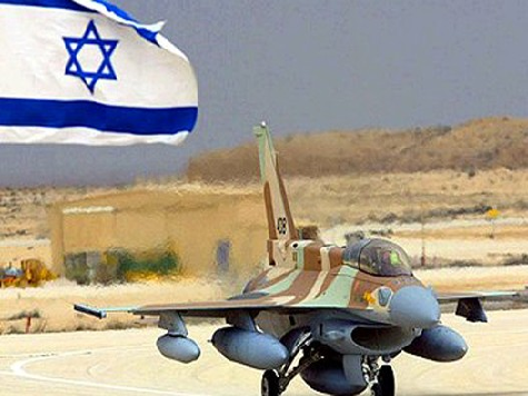 World View: Israel Warplanes Strike Target in Syria