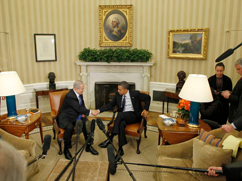 Obama to Warn Netanyahu: Time is Running out for Israel