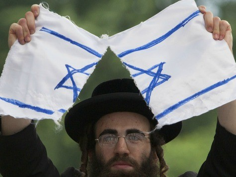 Rabbis Embracing Palestinian Statehood Won't Aid Peace