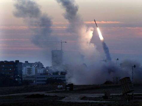 Breaking: Lebanon Firing Rockets into Israel